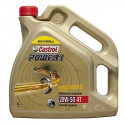CASTROL POWER 1 4T 20W50 (ACT-EVO)