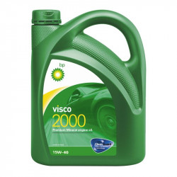 BP VISCO 2000 A3/B3 15W40