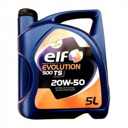 ELF EVOLUTION 500 TS 20W50