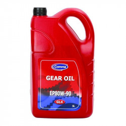 COMMA GEAR OIL EP 80W90 GL-4
