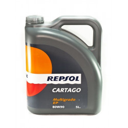 REPSOL CARTAGO MULTIGRADO EP 80W90