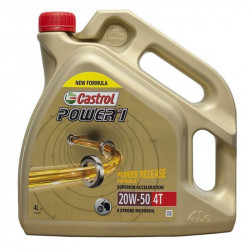 CASTROL POWER 1 4T 20W50 (ACT-EVO)