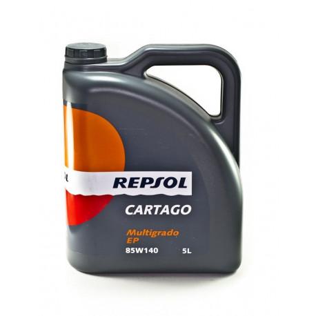 REPSOL CARTAGO MULTIGRADO EP 85W140