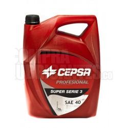 CEPSA PROFESIONAL SUPER SERIE III SAE 40
