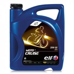 ELF MOTO 4 CRUISE 20W-50
