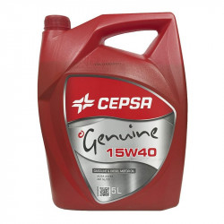 CEPSA GENUINE 15W40