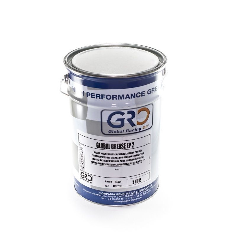 Comprar gro global grease ep 2 compralubricantescom for Gro es kochfeld