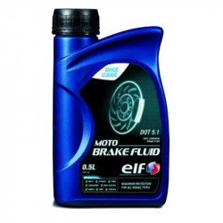 ELF MOTO BRAKE FLUID DOT 5.1