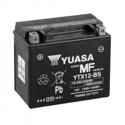 BATERIA MOTO YUASA YTX12-BS LIBRE MANTENIMIENTO