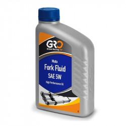 GRO MOTO FORK FLUID 5W