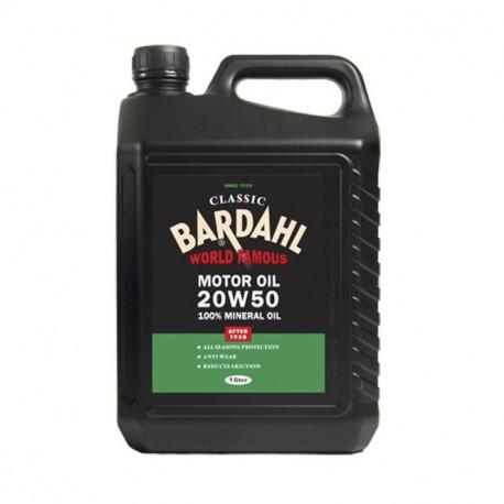 BARDAHL CLASSIC MOTOR OIL 20W50