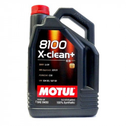 MOTUL 8100 X-CLEAN+ 5W30 C3