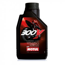 MOTUL 300V 15W50 COMPETITION 4T