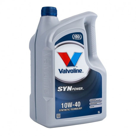 VALVOLINE SYNPOWER 10W-40
