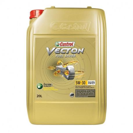 CASTROL VECTON FUEL SAVER 5W30 E6/E9