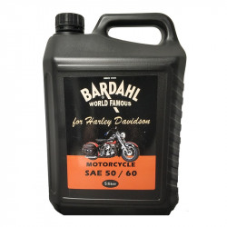 BARDAHL HARLEY DAVIDSON SAE 50/60