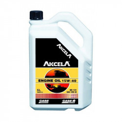 AKCELA ENGINE OIL 15W40 5 LT.