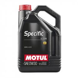 MOTUL SPECIFIC LL-12 FE 0W-30