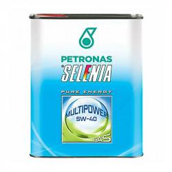 PETRONAS SELENIA MULTIPOWER GAS 5W-40