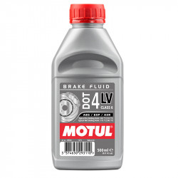 MOTUL DOT 4 LV BRAKE FLUID