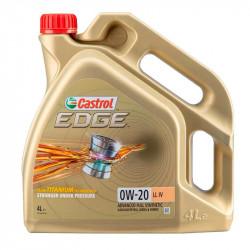 CASTROL EDGE 0W-20 LL VI