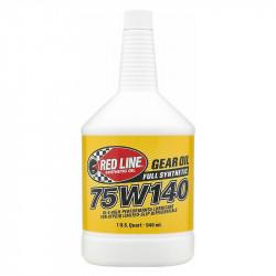 REDLINE 75W140 GL-5 GEAR OIL