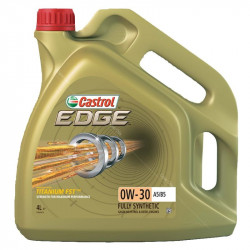 CASTROL EDGE 0W30 A5/B5 TITANIUM FST