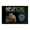 FILTRO DE ACEITE MOTO HIFLOFILTRO HF146
