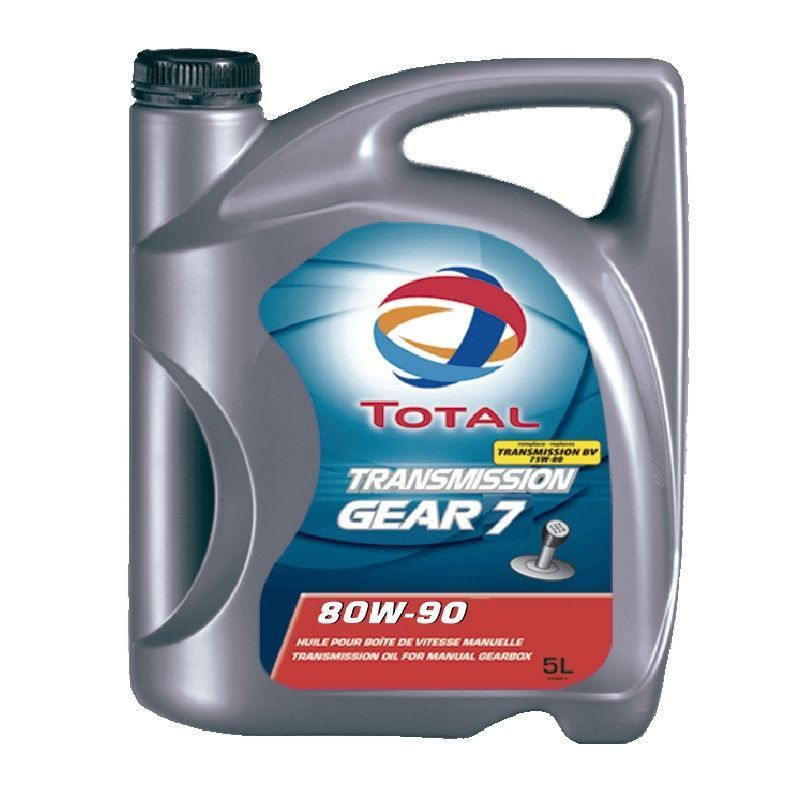 TOTAL TRANSMISSION GEAR 7 80W-90